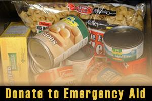 Emergency Aid Food Drive in Boulder City, Nevada