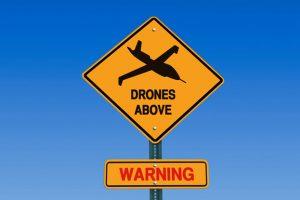 Drones in Boulder City, Nevada