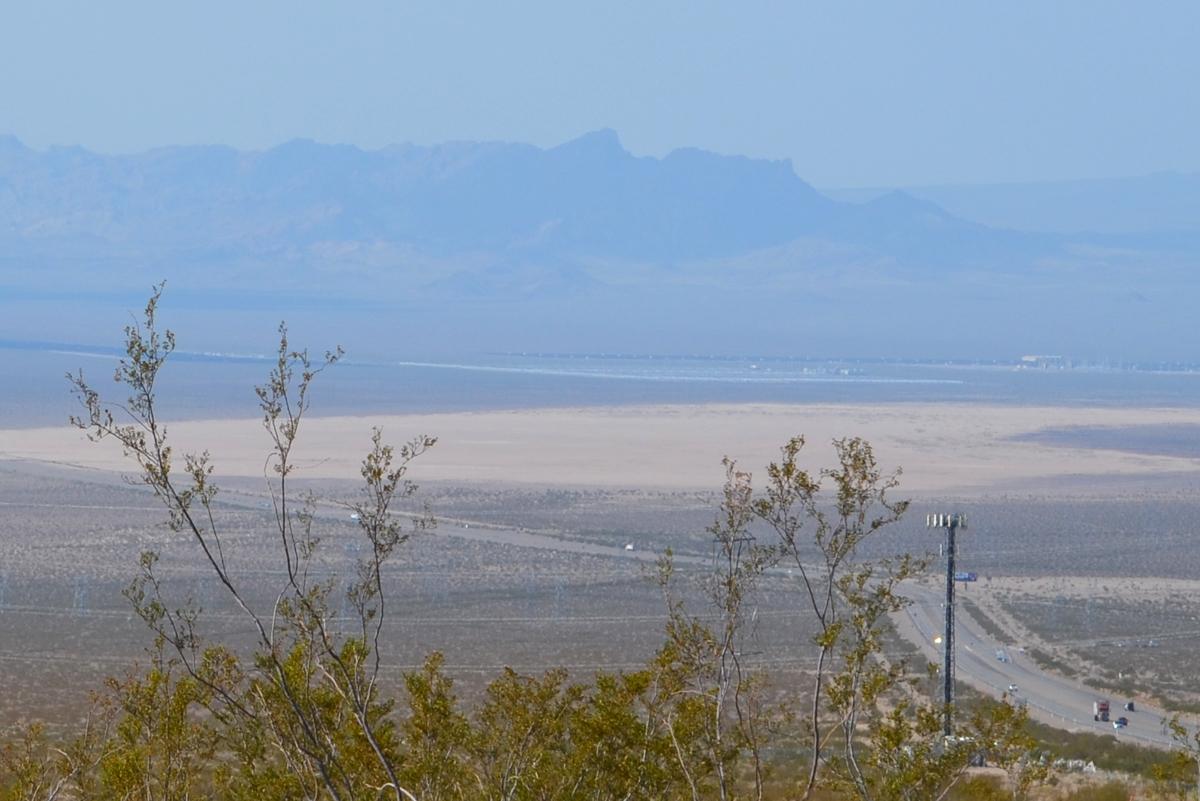 Dry Lake Bed Boulder City Nevada