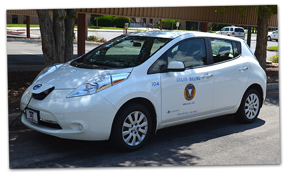 Electric Vehicles in Boulder City, Nevada