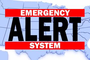 Emergency Alert System Test in Boulder City, NV