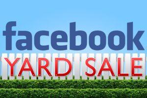 Virtual Yard Sale on Facebook for Boulder City, NV