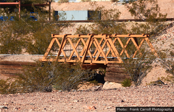 Fan Photo by Frank Carroll Photography - Scale Trains in Boulder City, Nevada