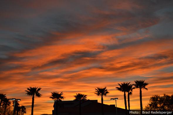 Fan Photo of Boulder City, Nevada by Brad Redelsperger