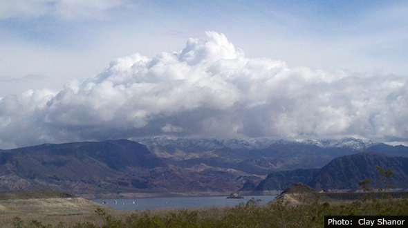 Fan Photo of Lake Mead near Boulder City by Clay Shanor