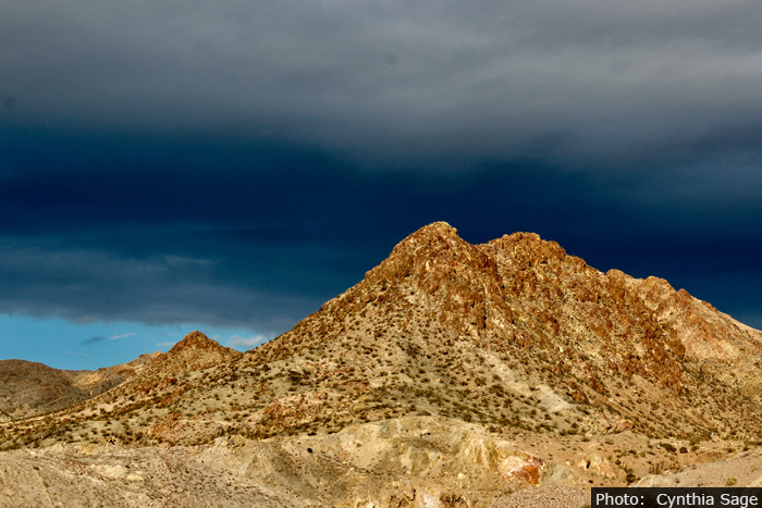 Bootleg Canyon in Boulder City, NV - Photo by Cynthia Sage