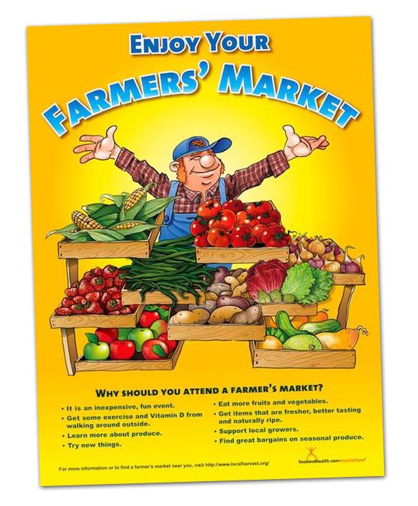 Farmers Market in Boulder City, Nevada