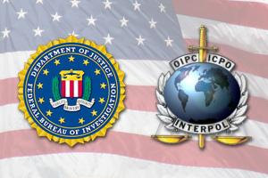 FBI and Interpol in Boulder City, Nevada