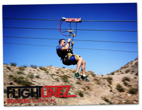 FlightLinez Bootleg Canyon in Boulder City, Nevada