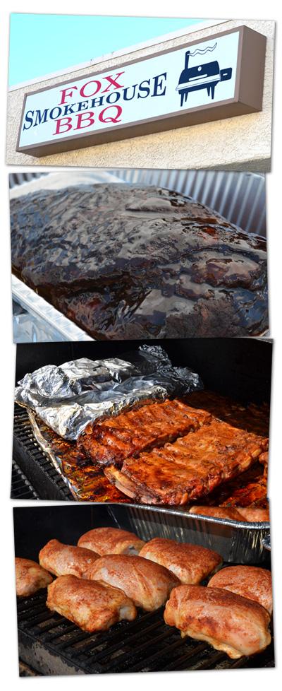 Fox Smokehouse BBQ in Boulder City, NV
