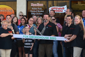 Fox Smokehouse BBQ in Boulder City, Nevada