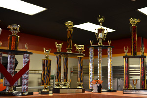 Fox Smokehouse Barbeque Trophies in Boulder City, Nevada