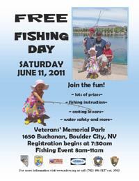 Free Fishing Day June 2011