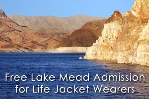 Life Jacket World Record Day at Lake Mead