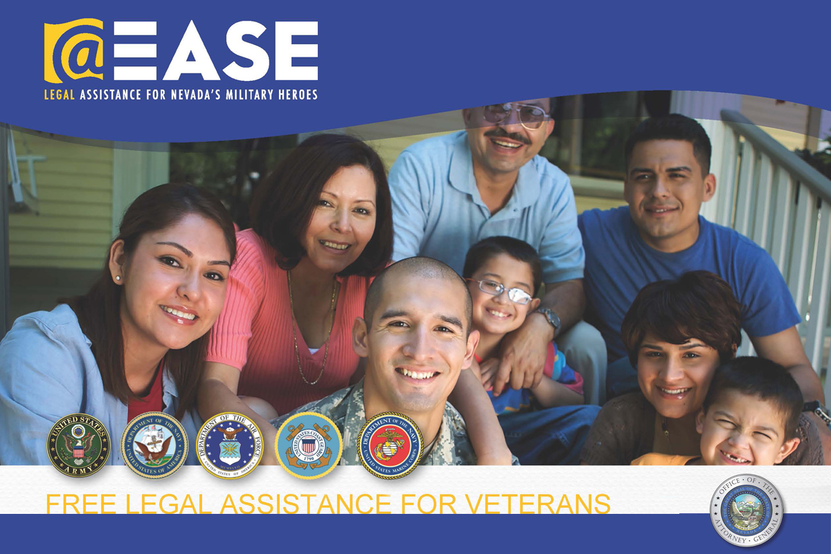 Free Legal Advice For Veterans in Boulder City, Nevada
