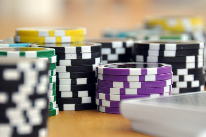 Gambling Chips in Boulder City, Nevada - NOT