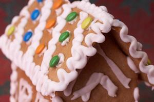 Gingerbread House in Boulder City, NV