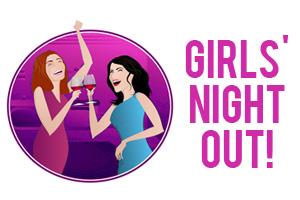 Girls Night Out in Boulder City, NV