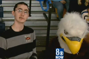 Giulian Grasso Returns to Boulder City School