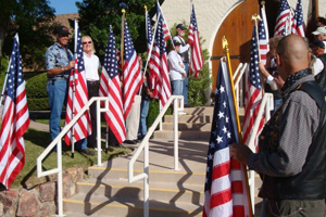 Gold Star Families of Boulder City, Nevada