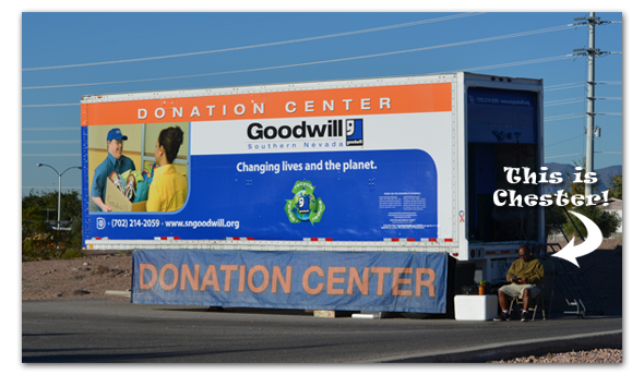 Goodwill Donations in Boulder City, Nevada