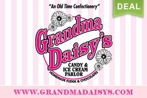 Grandma Daisy's Candy and Ice Cream Parlor Boulder City, NV