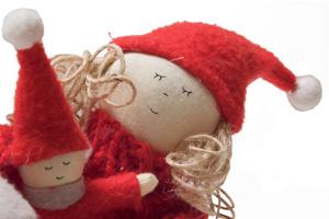 Handmade Christmas Dolls in Boulder City, NV
