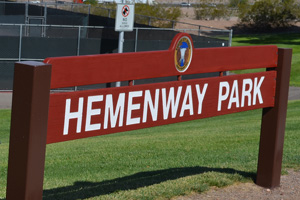 Hemenway Park in Boulder City, Nevada