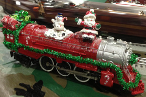Holiday Model Trains in Boulder City, Nevada