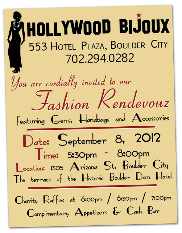 Hollywood Bijoux Opening Party