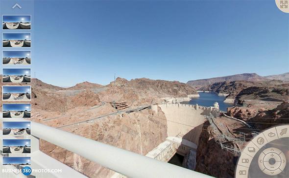 Hoover Dam Virtual Tour near Boulder City, Nevada