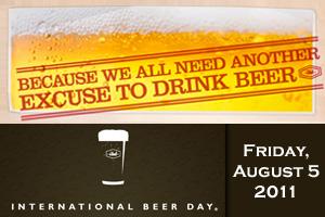 International Beer Day 2011 in Boulder City, Nevada