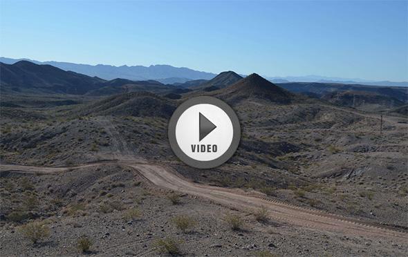 Interstate 11 Webcam near Boulder City, Nevada