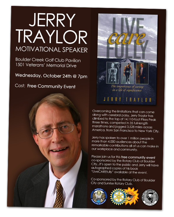 Jerry Traylor in Boulder City, NV