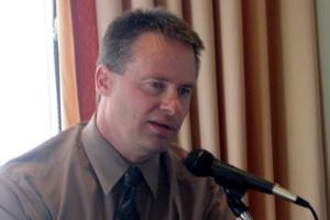 Kent Roberts in Boulder City, Nevada