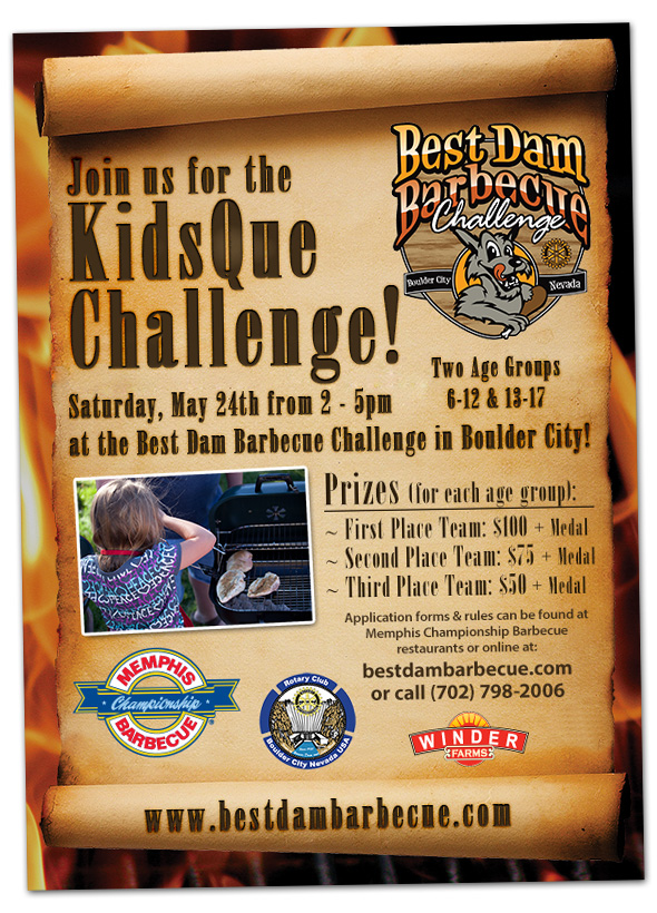 KidsQue Challenge 2014 in Boulder City, Nevada