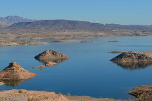 Lake Mead near Boulder City, Nevada