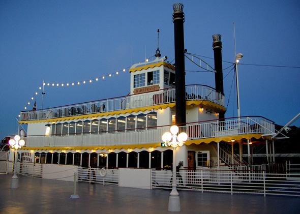 Lake Mead Cruises Paddleboat in Boulder City, NV