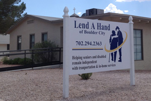 Lend A Hand in Boulder City, Nevada