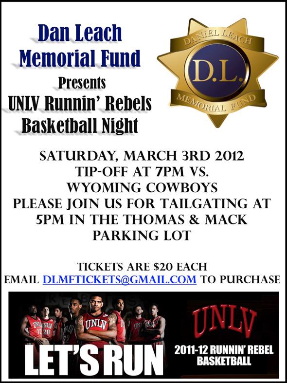 Lets Run for the Dan Leach Memorial Fund