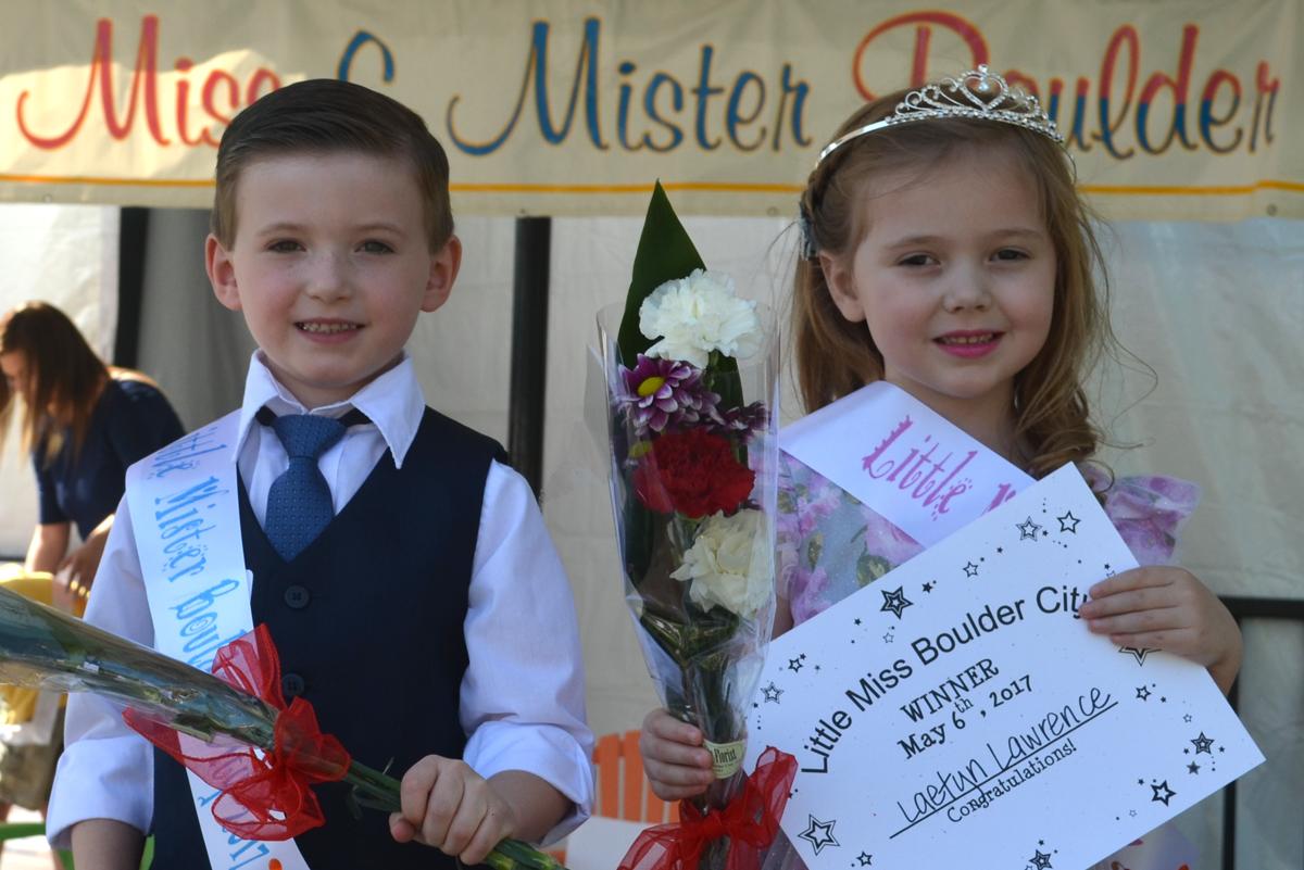 Little Miss and Mister Boulder City 2017