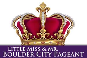 Little Mr. & Miss Boulder City Pageant