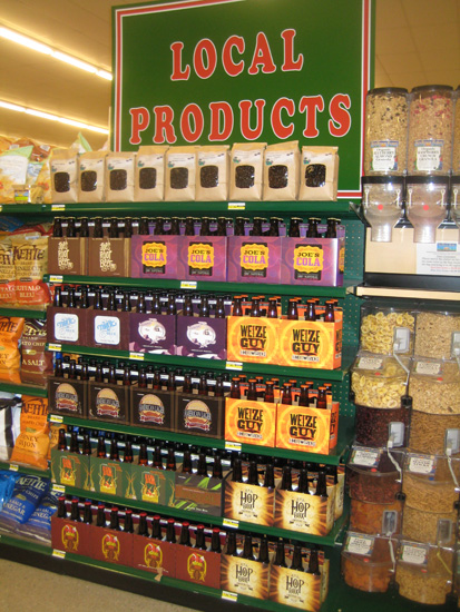Local Products in Albertsons of Boulder City, NV
