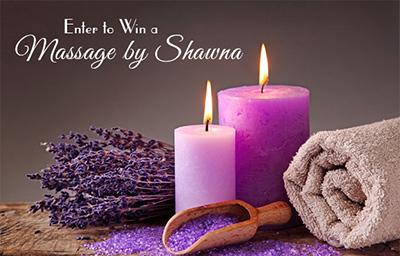 Massage By Shawna Giveaway in Boulder City, NV
