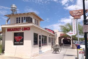 Mel's Diner in Boulder City, Nevada