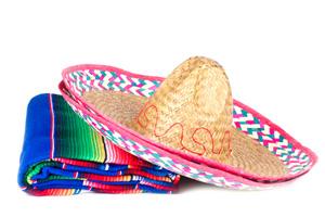 Mexican Sombrero in Boulder City, NV