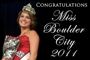 Miss Boulder City 2011