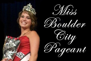 Miss Boulder City Pageant Pre 2012