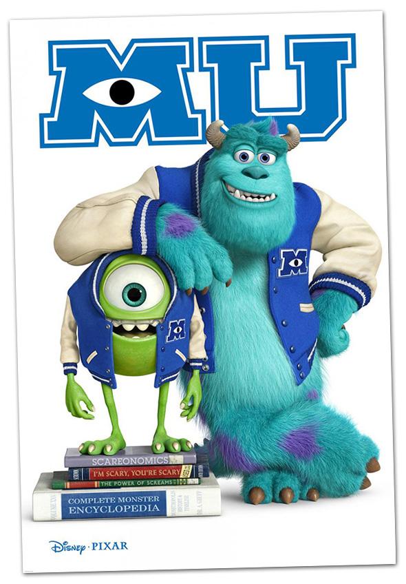 Monsters University Movie in Boulder City, Nevada