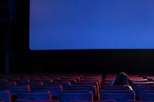 Movie Theater in Boulder City, Nevada